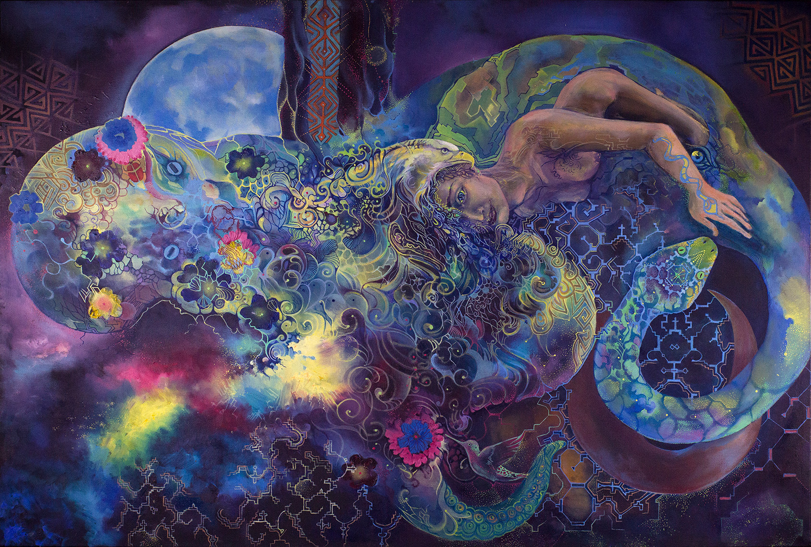 The Role of Art in Bringing the Global Ayahuasca Community