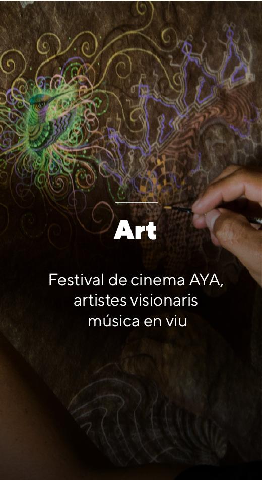 Art - World Ayahuasca Conference 2019
