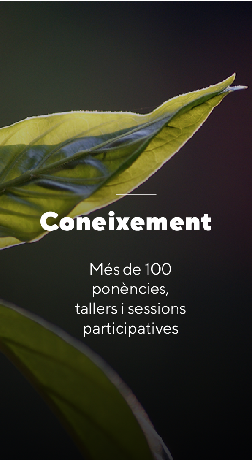Coneixement . -World Ayahuasca Conference 2019